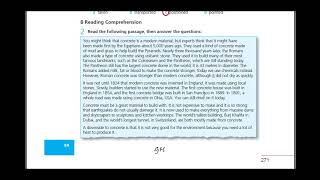 اجابات Practice test 5A للصف الثالث الثانوي