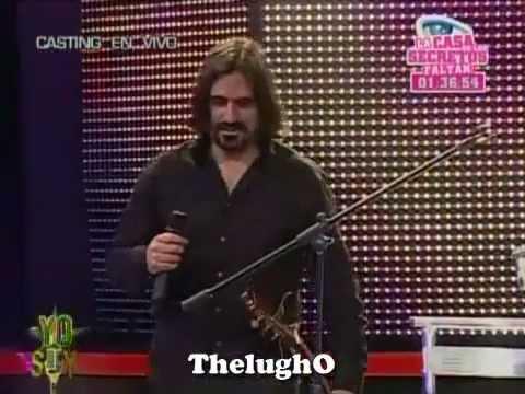CASTING - Yo Soy Miguel Bose [20/09/12] Yo Soy Tercera Temporada