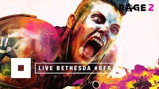 Bethesda France joue en live : RAGE 2