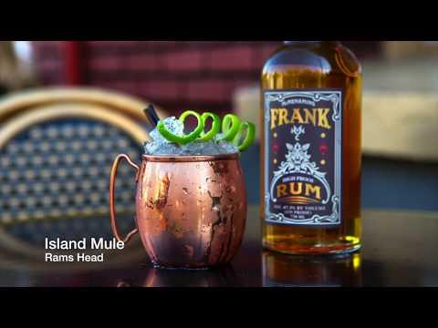 Frank High Proof Rum