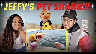 "SML Movie ""Jeffy's Pet Shark!"" REACTION!!!"