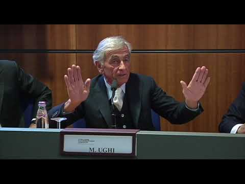 Maurizio Ughi (Obiettivo 2016) al convegno sull'online