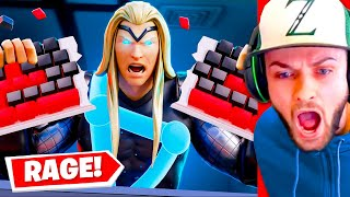 When the *RAGE* is too strong... (Fortnite Ultimate Rages)