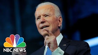 Biden Delivers Remarks On His Administration's Covid-19 Response | NBC News