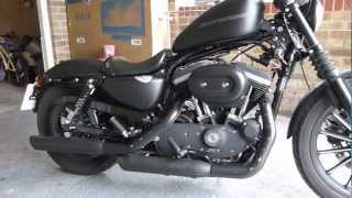 Harley 883 Iron Tank lift part 2