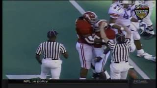 1994 Iron Bowl - #6 Auburn vs. #4 Alabama (HD)