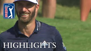 Dustin Johnson's Round 4 highlights from FedEx St. Jude