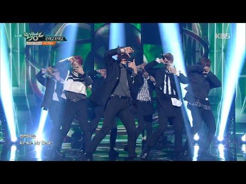 뮤직뱅크 Music Bank - EYEZ EYEZ - VICTON.20170331