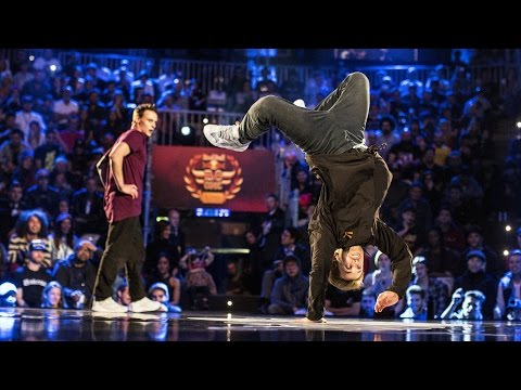 Bruce Almighty VS Alkolil | Red Bull BC One World Final 2015