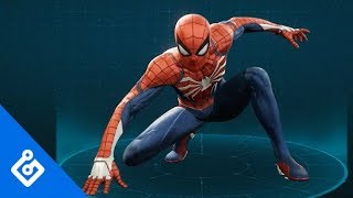 The Stories Behind All 28 Unlockable Suits in Spider-Man