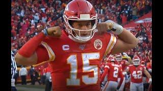 Patrick Mahomes Incredible Touchdown Run   Titans vs. Chiefs   NFL