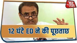 Breaking News | NCP नेता प्रफुल्ल पटेल से लगभग 12 घंटे ED ने की पूछताछ