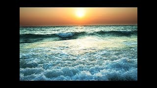 26  1 Hour Sea Waves Sounds and Romantic Music  HD Relaxation Video   Turkish Mediterranean