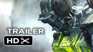 Chappie   (2015) Trailer – Hugh Jackman, Sigourney Weaver Robot Movie