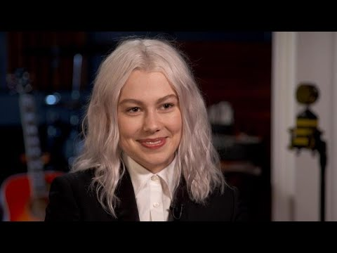 Musician Phoebe Bridgers on finding her sound