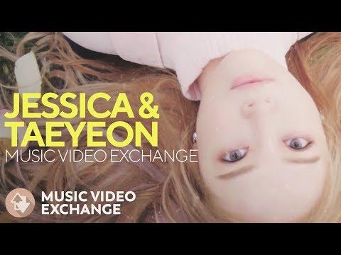 JESSICA x TAEYEON - Wonderland x Why (MV Exchange)