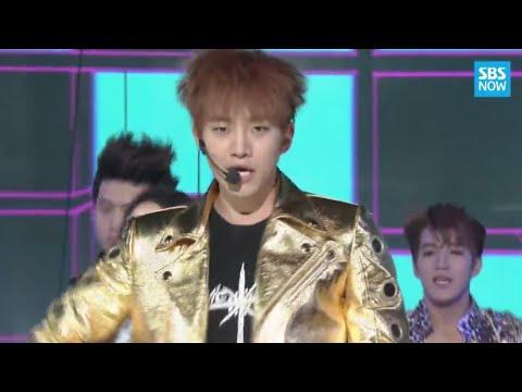 SBS [2014 가요대전] - 글로벌스타상, 2pm '미친거 아니야?'