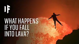 What Happens If You Fall Into a Volcano?