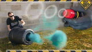 Next Level DIY Vortex Cannons!