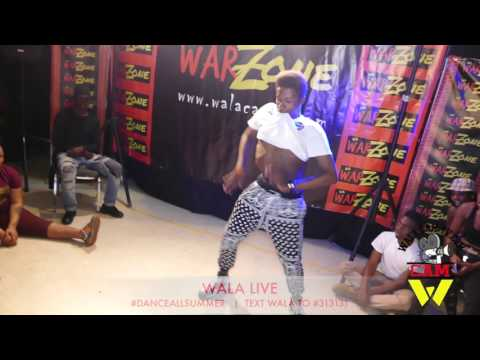 Wala Live -  Dance On Me (Group Cypher) More Vets Return