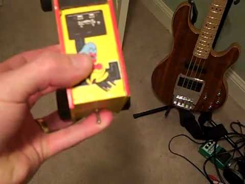 Pac Man Pinewood Derby Racer - YouTube