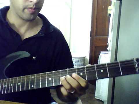 Boquita de caramelo - Grupo sombras. Cover guitarra