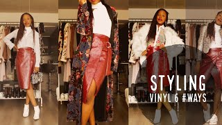 STYLING VINYL 6 #WAYS I HOW TO STYLE