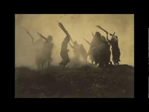 Indiani d'america musica danza guerra
