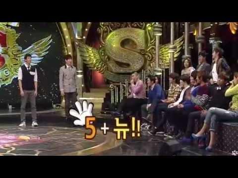 [121229] SHINee 샤이니 DANCE KINGS!? | ☆♔