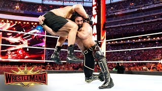 UFC Heavyweight Champion Daniel Cormier Mocks Brock Lesnar's WrestleMania Loss