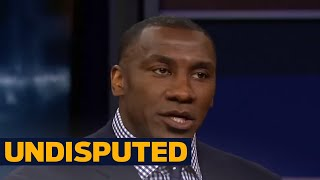 Shannon Sharpe: 'If we are one nation, why are we treated so unequal?' | UNDISPUTED
