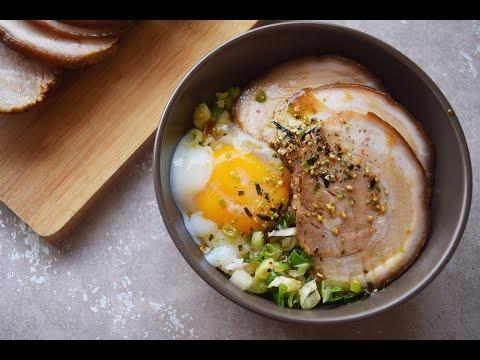 簡易日式叉燒 | Japanese Chashu Pork Belly [Happeabites]