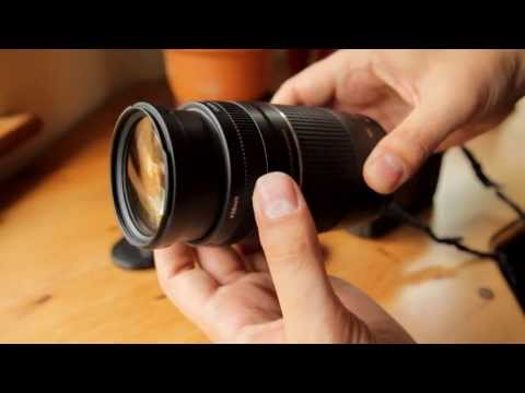 video Lensa Kamera Canon EF 75-300MM F/4-5.6 III