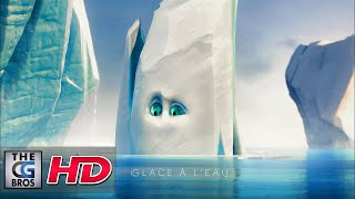 """CGI **Award-Winning** 3D Animated Short: """"Glace à l'eau"""" - by ECV Animation Bordeaux 