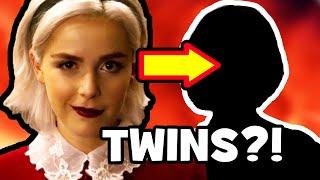 SABRINA Has An EVIL TWIN?! - Chilling Adventures of Sabrina Theory