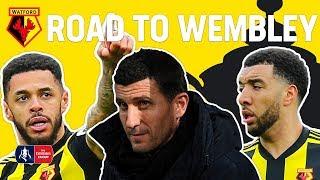 Watford's INCREDIBLE FA Cup Run! | Watford's Road to Wembley