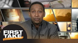 Stephen A. Smith: 'Players questioning legitimacy' of Kawhi Leonard's injury | First Take | ESPN