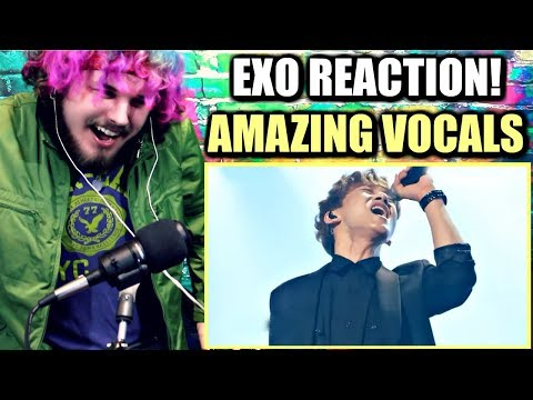 EXO'S AMAZING VOCALS   THEIR VOICES GOT ME SHOOK!   REACTION!!