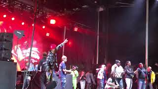Robb Banks - Bad Vibes Forever (Live At RC Cola Plant of Skins Album Release Party on 12/6/2018)