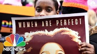 'A Day Without a Woman' Protest Leads To School Closings | NBC News