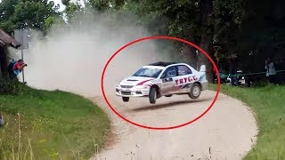Rally Drift Compilation 2019 || Best of Rallye Drifts from around the rally racing world