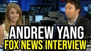 Andrew Yang Fox News Interview | August 4th 2011