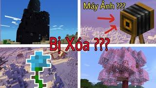 Top 5 Thứ Đã Bị Xóa Khỏi Minecraft PE - Pháo Đài Địa Ngục ???