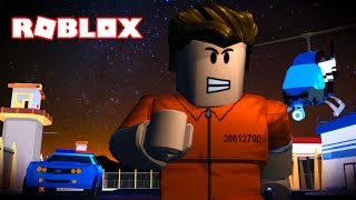 The Greatest Escape - A JailBreak Story   Roblox