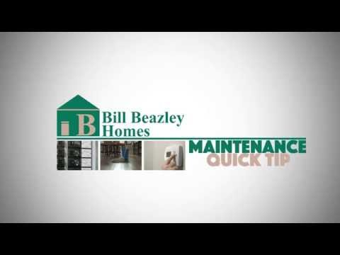 Bill Beazley Homes Maintenance Quick Tips | Breaker Box