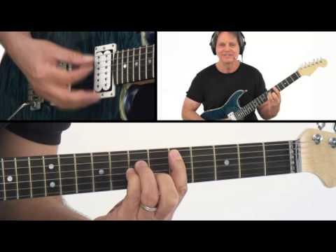 Latin Rock Rhythm - #1 Rhythmic Analysis - Guitar Lesson - Brad Carlton