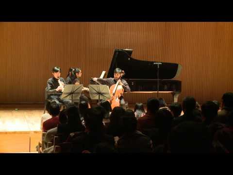 Beethoven: Clarinet Trio, Op.11 - Hanchao Jiang & Duo Tong-Guignard - 2/3