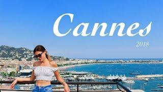 Cannes, Côte d'Azur // Travel Vlog 2018