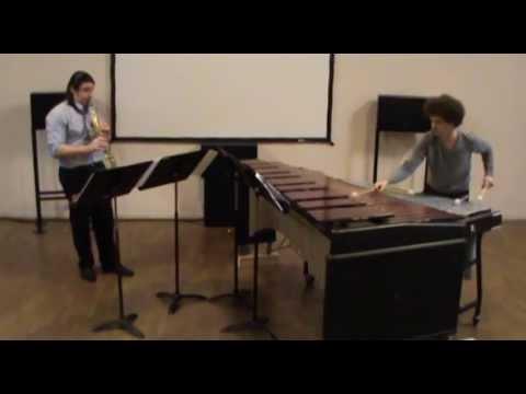 Airs, Philippe Leroux / Joshua Hyde & Noam Bierstone