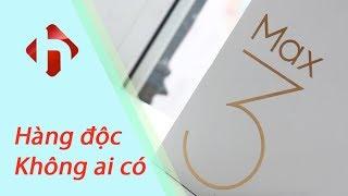 Mở hộp Mi Max 3 Việt Nam - Chiếc Phablet Camera kép đầu tiên của Xiaomi | HungMobile